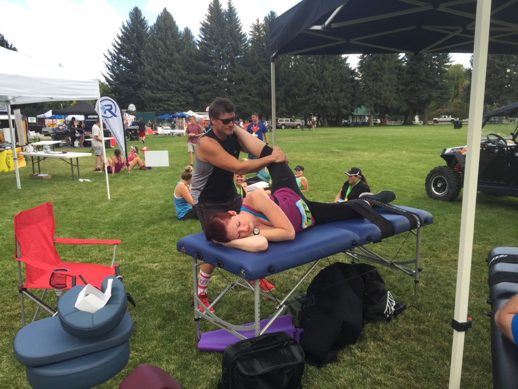 Mobile Mountain Performance Massage Park City Eden UT